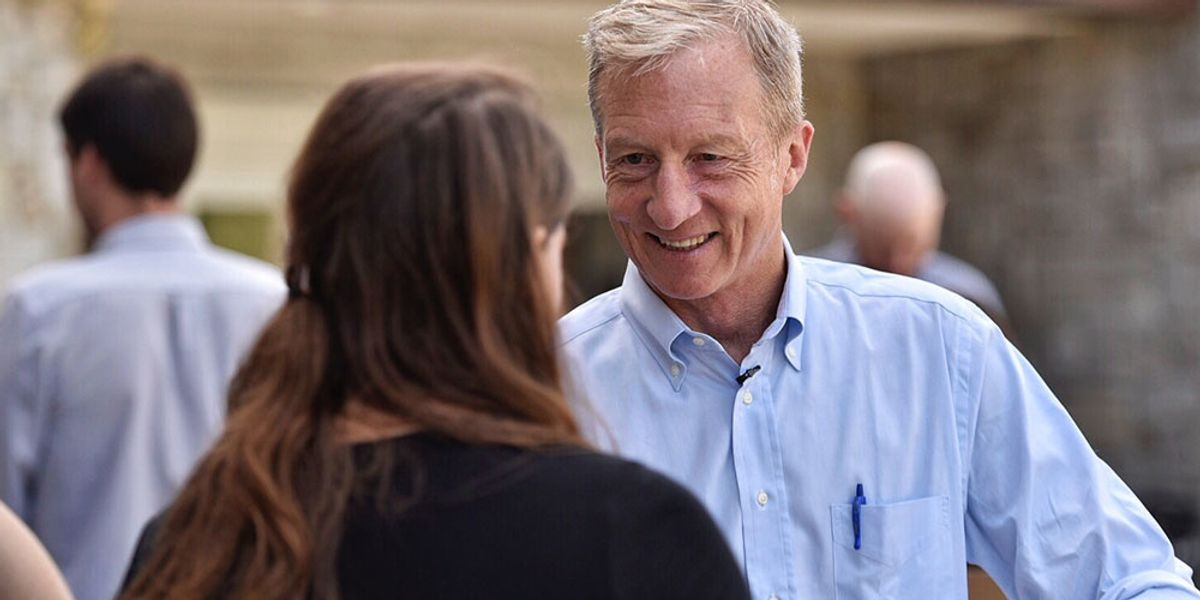 Peter Dykstra: From impeach to impair