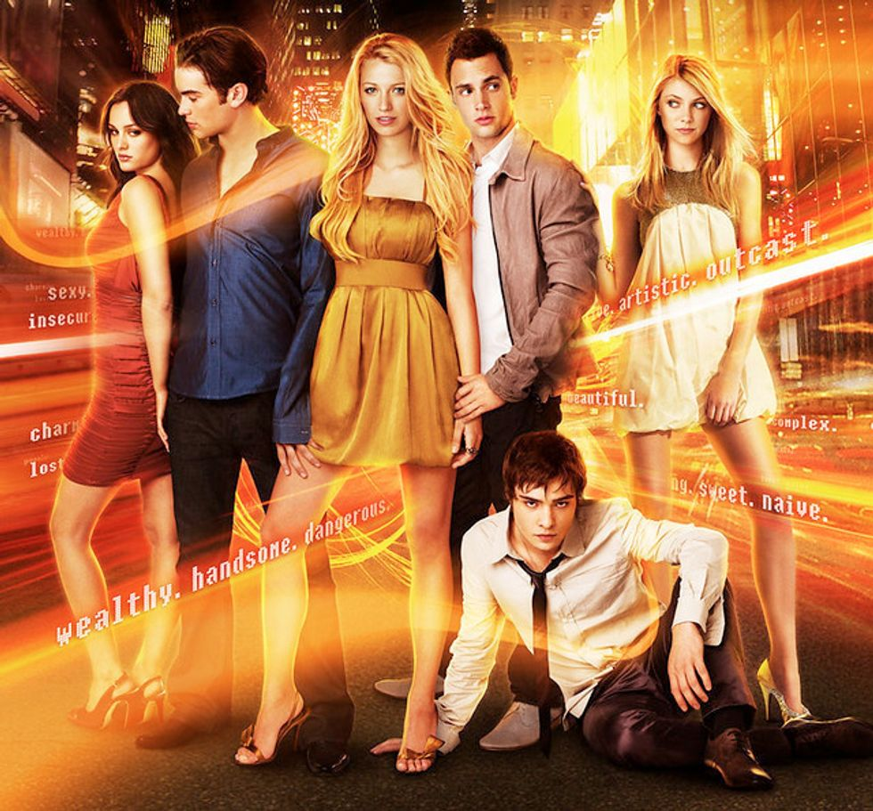 Gossip Girl Is Getting A Reboot And I'm All For It