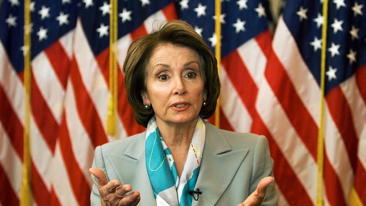Video surfaces showing Nancy Pelosi advocating Republican policy on border crisis
