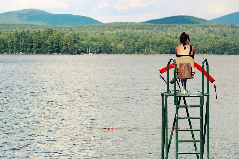 12 Truths About Working As A Summer Lifeguard