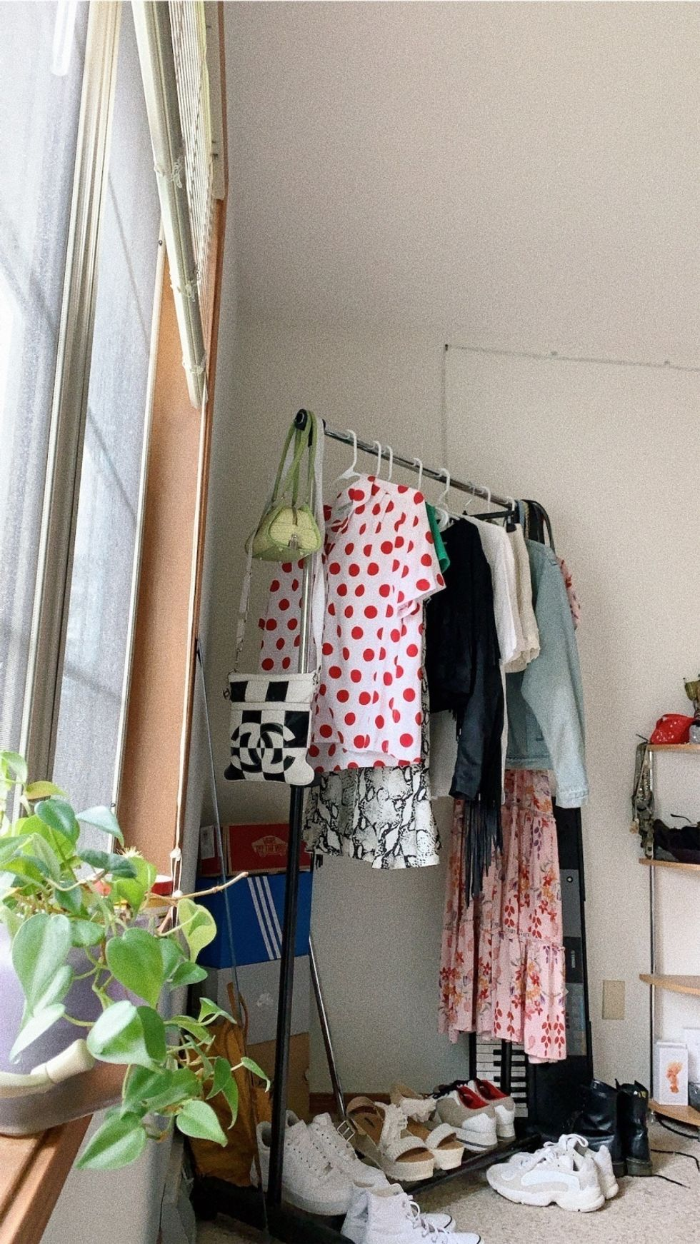 5 Things To Clean Out Of Your Closet Right Now