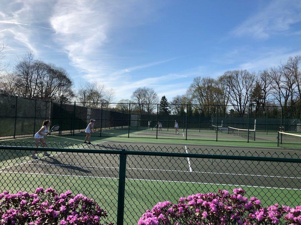 How Tennis Saved My Life