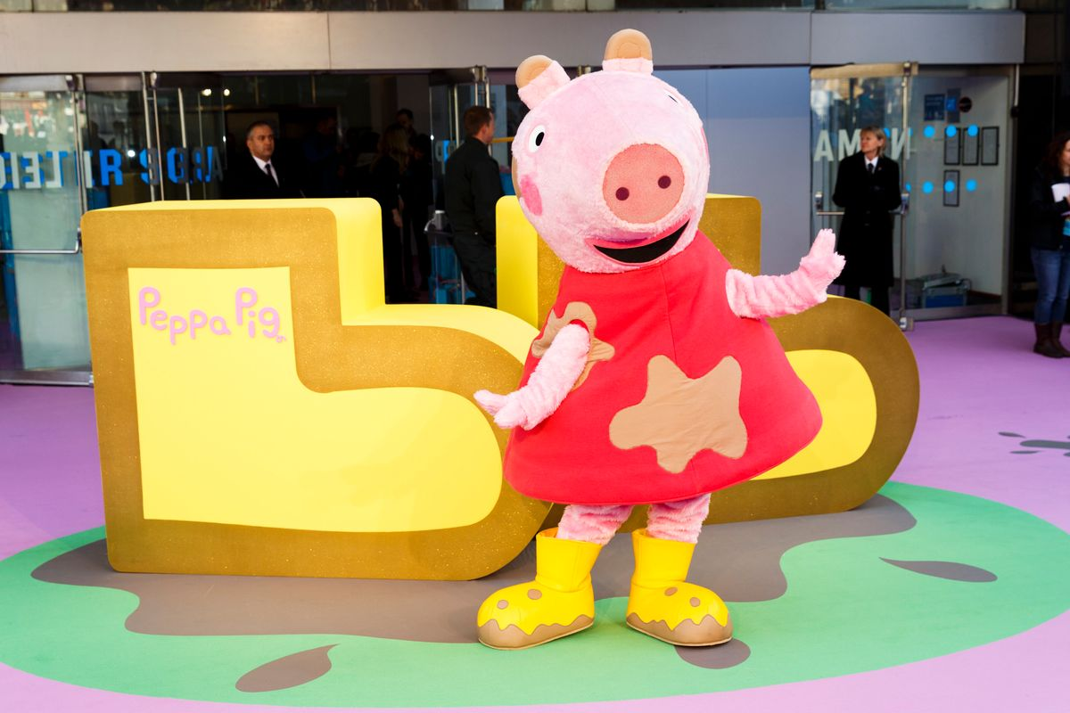 Peppa Pig's Height Is Alarming the Internet
