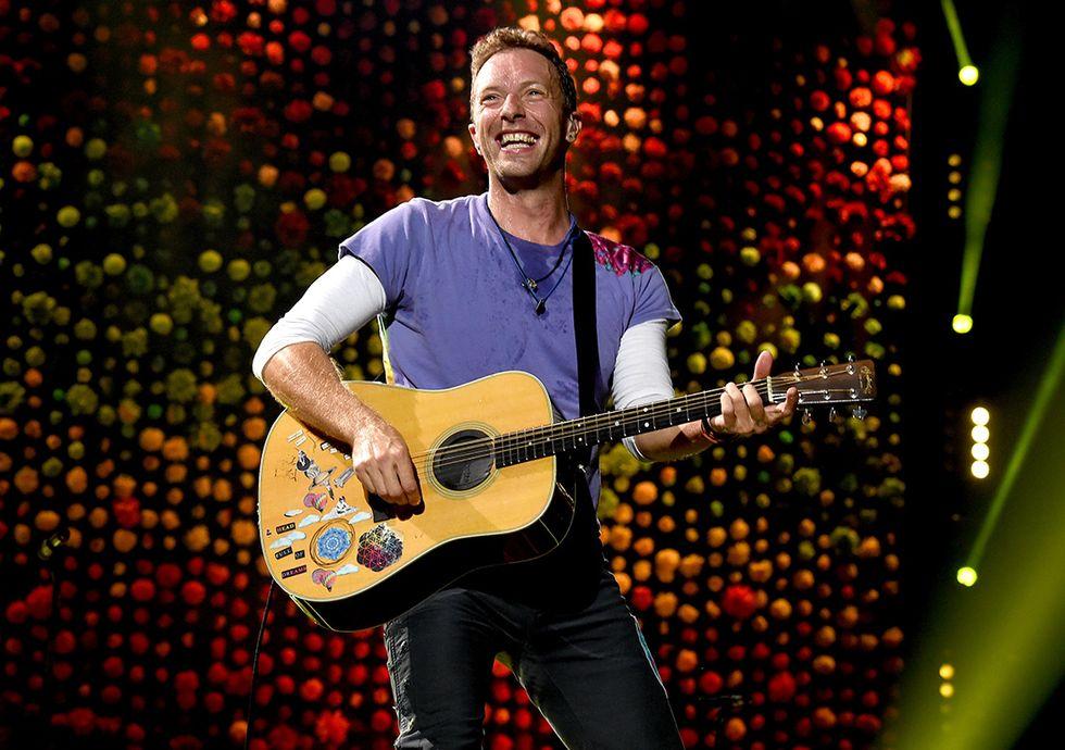 Coldplay - 115.5 milioni di dollari (98.4 milioni di euro)