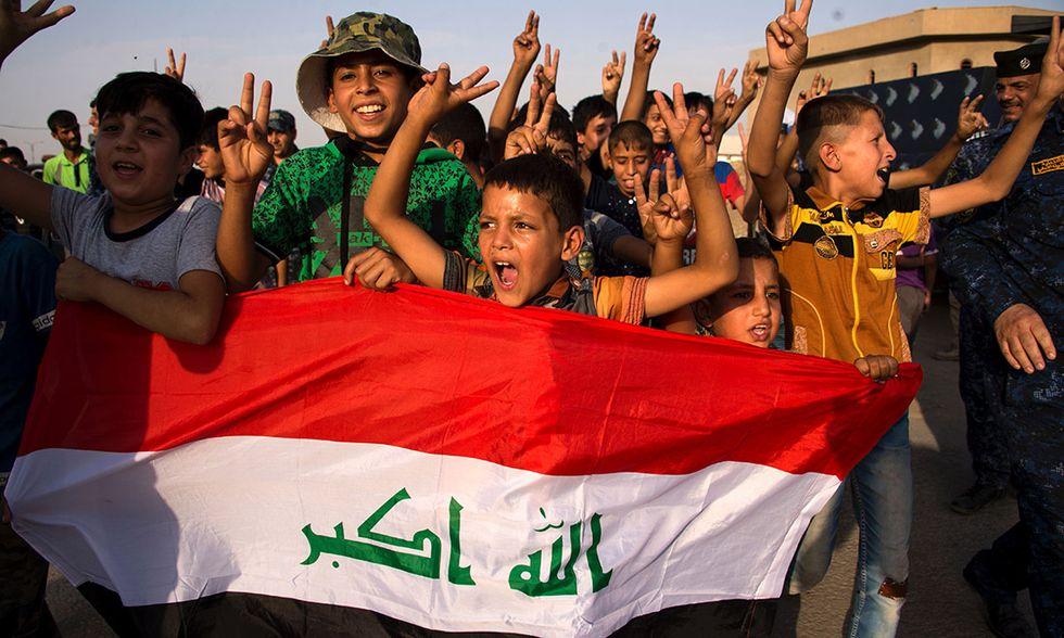 Mosul liberata Iraq