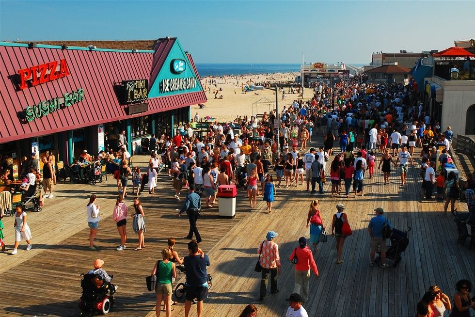 Definitive Ranking Of The Best New Jersey Beaches
