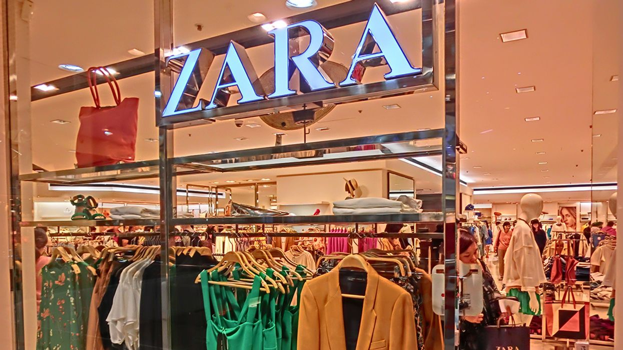 Zara Pledges to Make All Its Clothes From Sustainable Fabrics by 2025