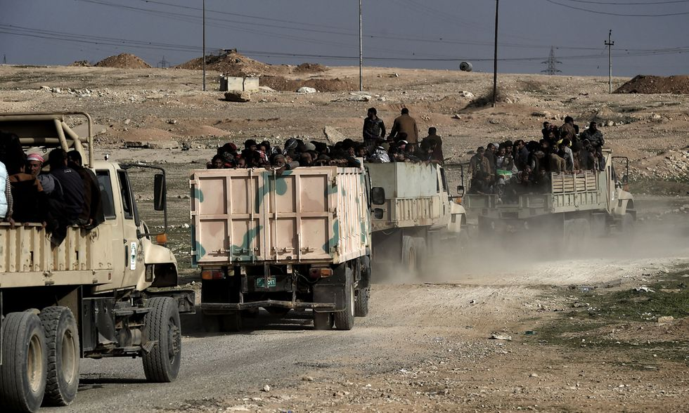 Offensiva anti Isis a Mosul