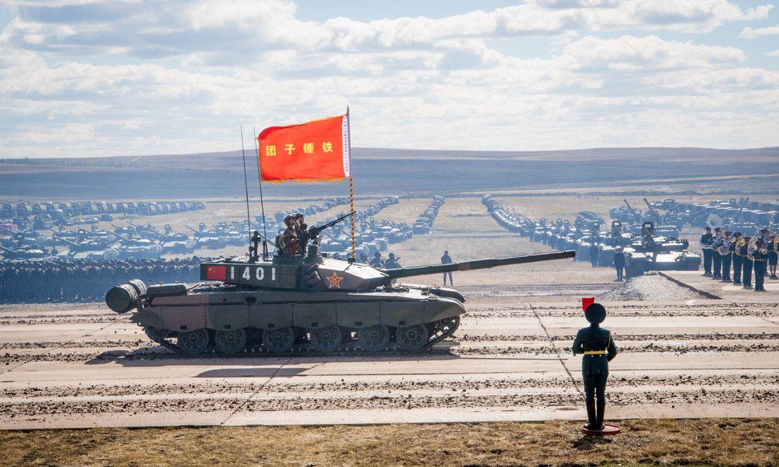 dieta delle forze armate russe