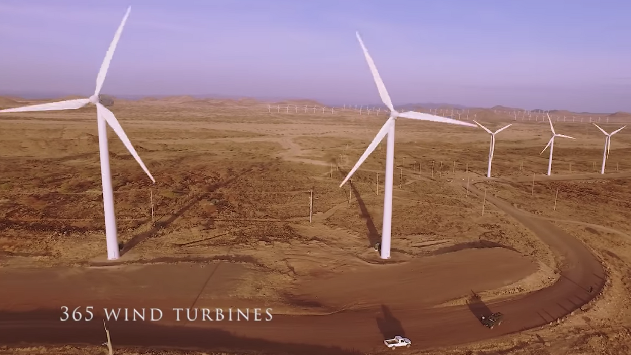 Kenya launches Africa's largest wind farm