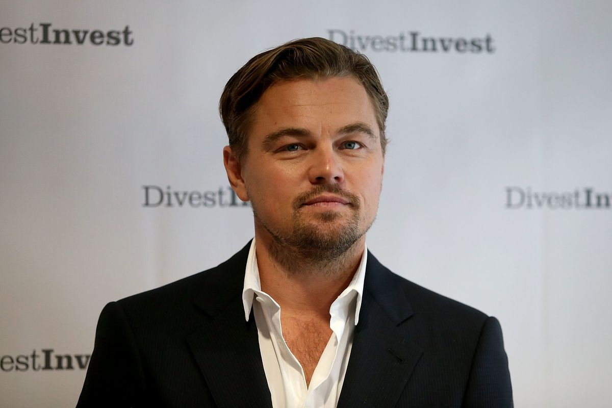 Leonardo DiCaprio Reportedly Had a 'No Eye Contact' Policy