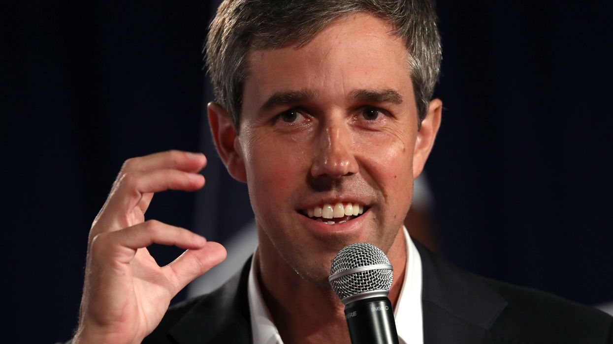 Beto O'Rourke compares Trump rally to Nazi event, says El Paso could be today's Ellis Island