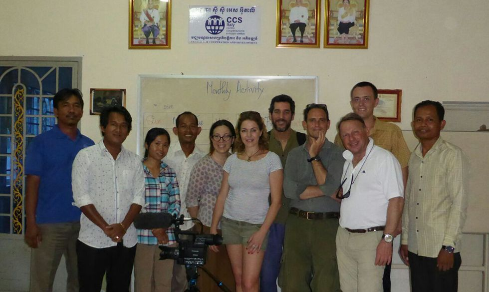 Cambogia_arrivo_Gerini_staff_Bambini