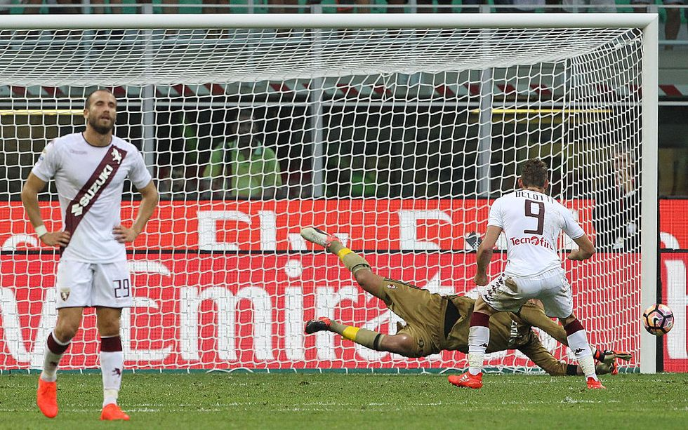 Serie A, Milan-Torino giornata 1