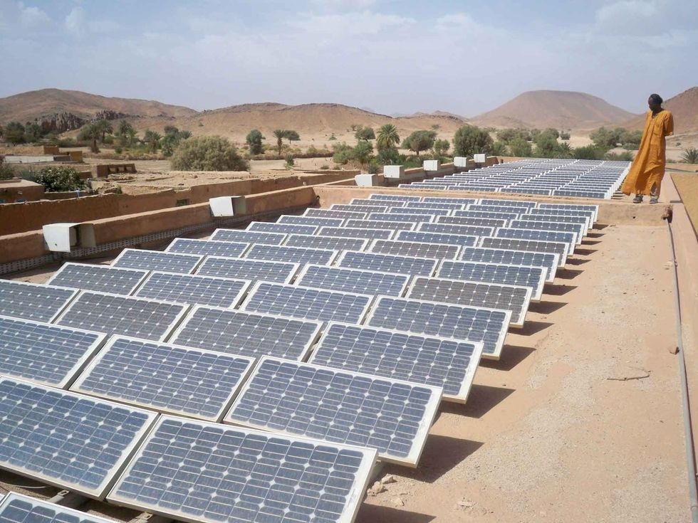 'Tired of Being in the Dark,'Africa Announces Radical Renewable Energy Plan