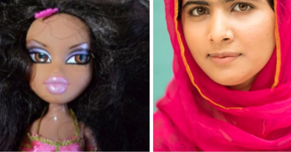 This Artist Is Giving Bratz Dolls an Awesome Feminist Makeover