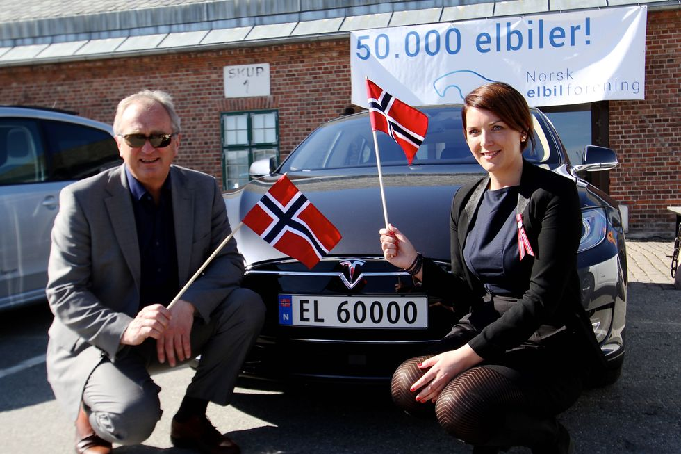 Most Of The Cars Sold In Norway Are Now Electric Or Hybrid