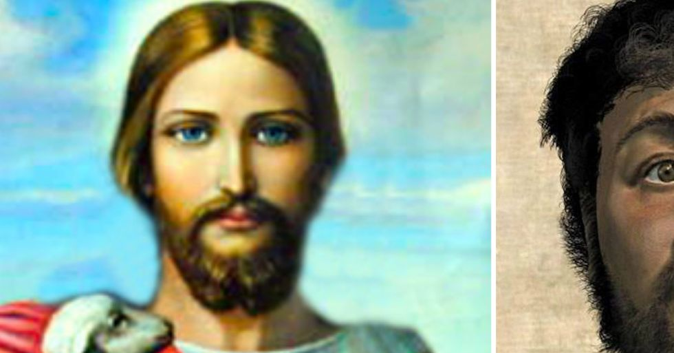 Forensic Scientist Recreates The Face Of Jesus Christ Good
