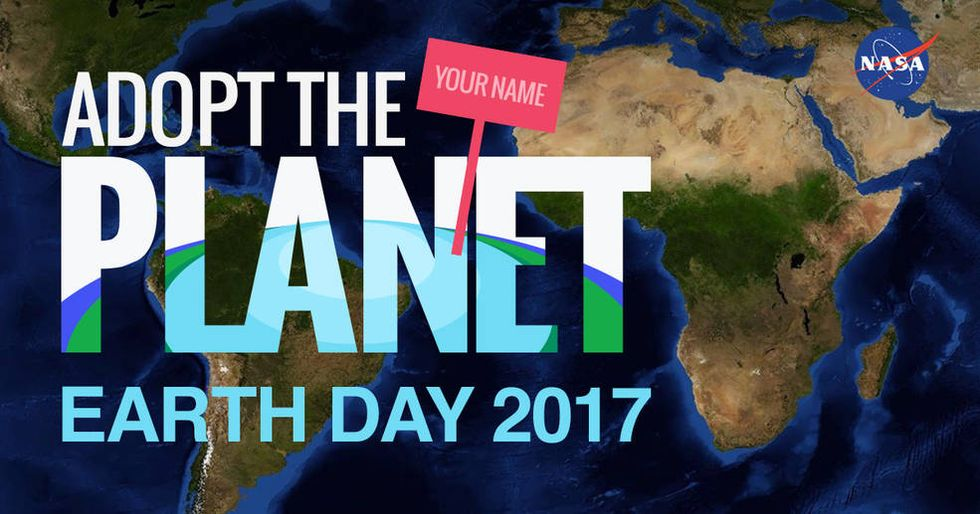 NASA Just Put Planet Earth Up For Adoption
