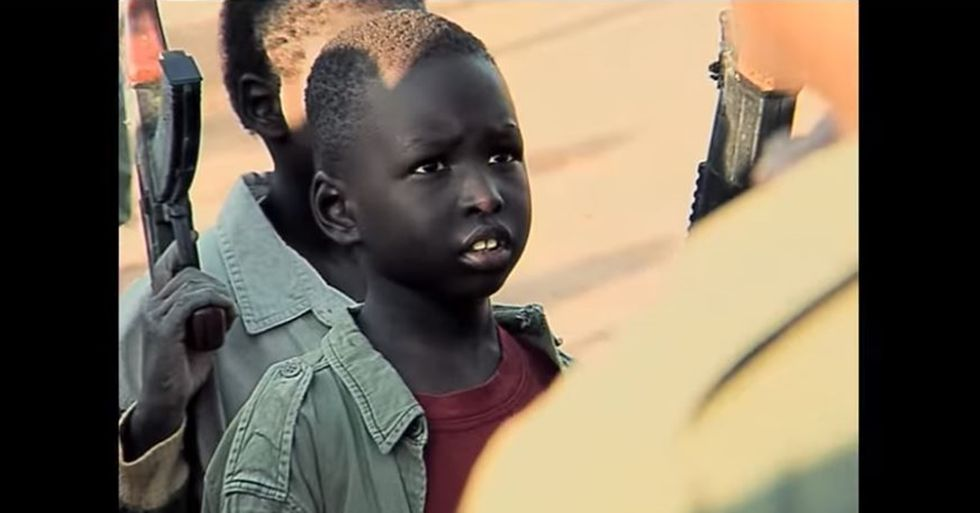 AustralianCommercial Highlights a Former Child Soldier Who Overcame Unbelievable Odds to Give Back