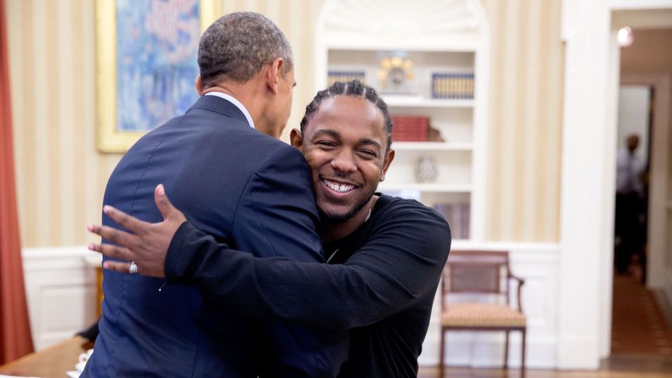 Kendrick Lamar Talks About Meeting President Obama in New Video