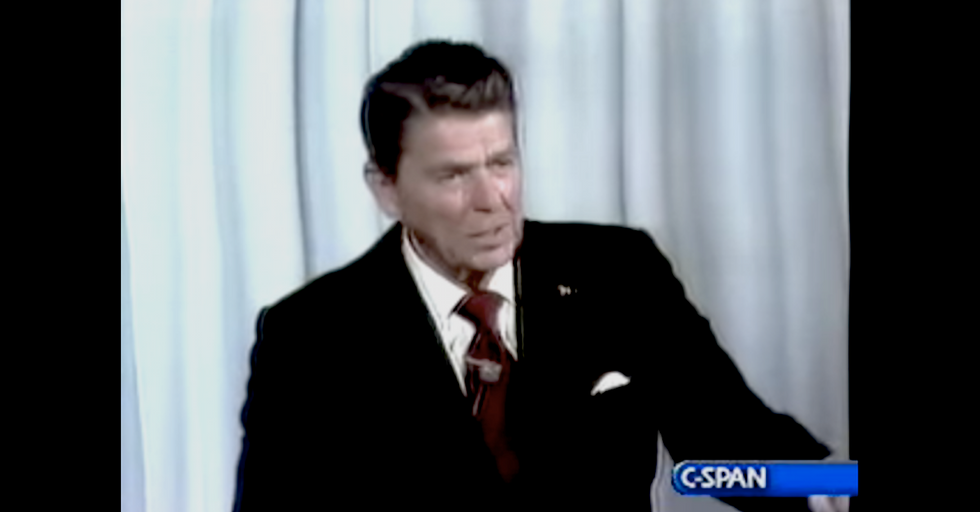 Ronald Reagan and George H.W. Bush Agreed With ObamaAbout Immigration