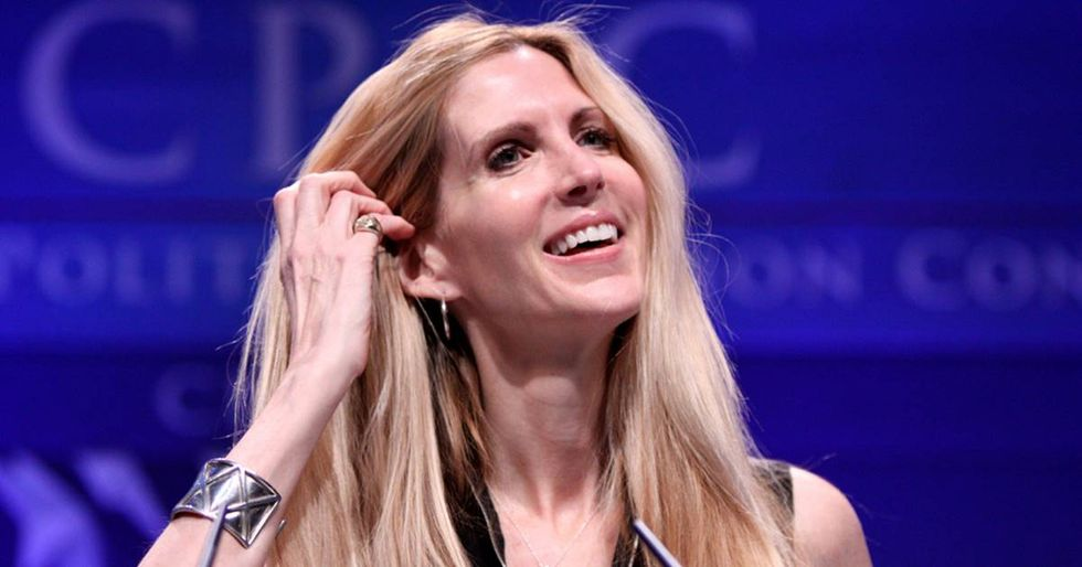 Delta Airlines Hits Back At Ann Coulter After Her Vicious Twitter Attack Over $30