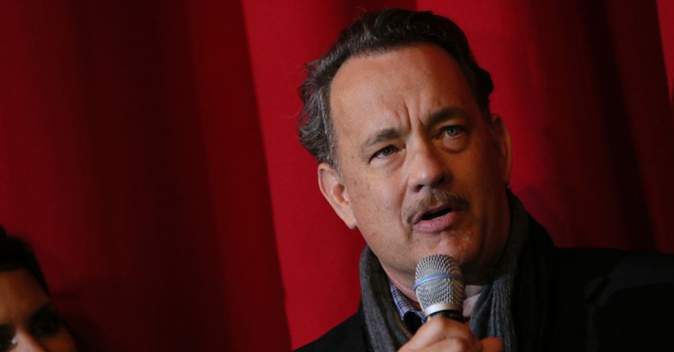Tom Hanks Reminds Us Of America's Resilience In A Moving Speech