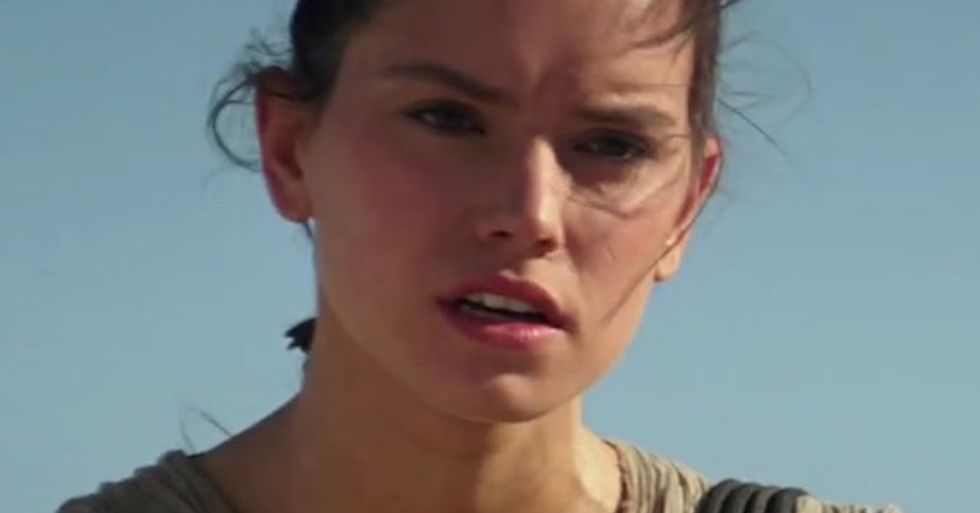 Star Wars Toymakers Were Told to Exclude Rey, Source Says