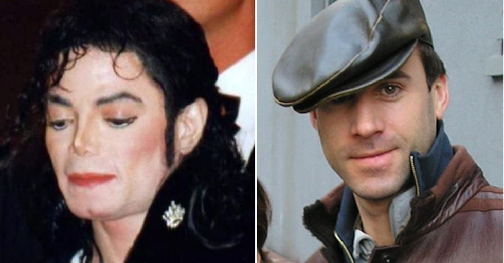 In a Sign That 2016 Will Be Very Weird, Joseph Fiennes Is Cast to Play Michael Jackson in a Film
