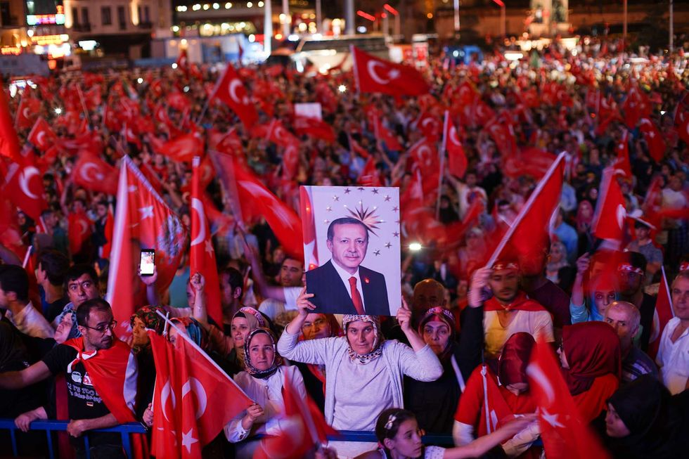 Like Brexit, But For Turkish Democracy