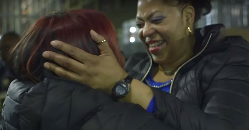 Woman Sentenced on Nonviolent Drug Charges Gets Out of Prison After 21 Years