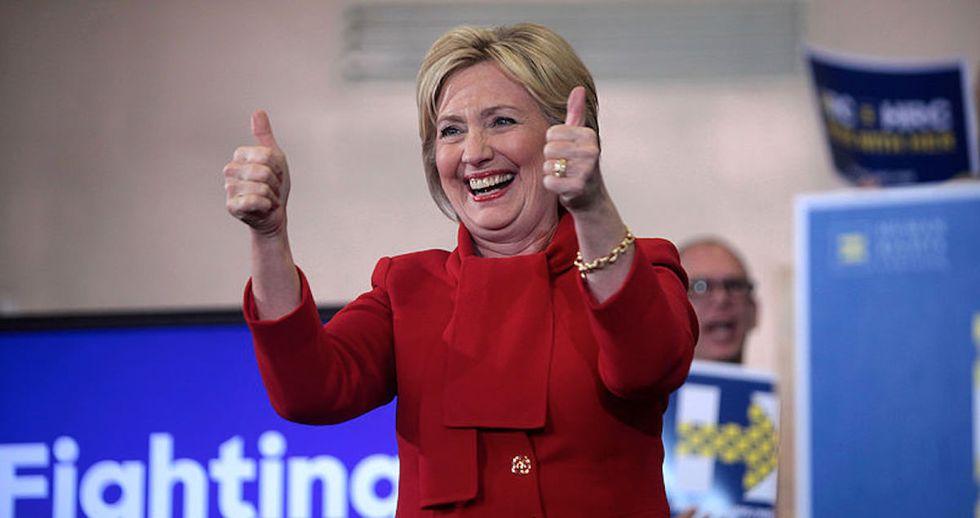 Hillary Clinton Reveals Her Favorite Internet Meme