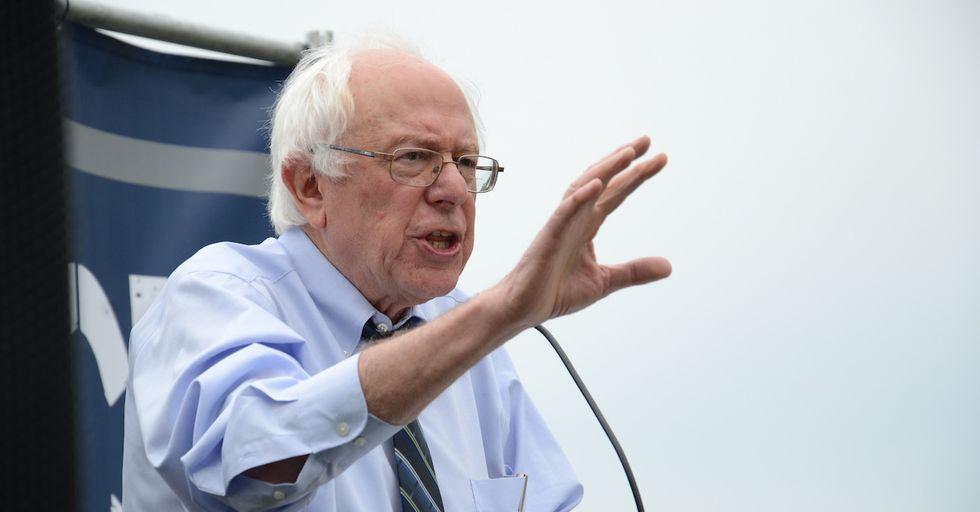 Sanders Disavows Sexist BernieBros