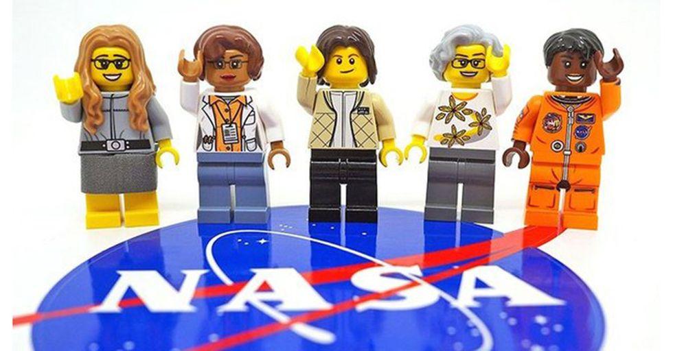 The Next Fan-Designed Lego Set Will Celebrate The Women Of NASA
