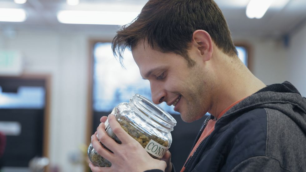 The Country's First 'Marijuana Editor' Talks Weed