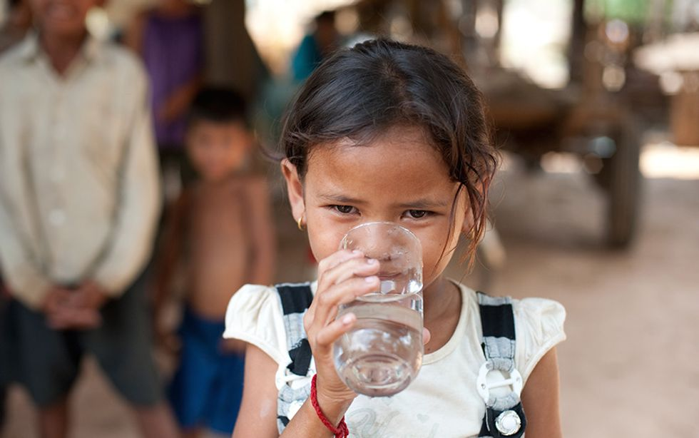 Nearly 90 Percent of the World Has Clean Water—Here's How We Get To 100