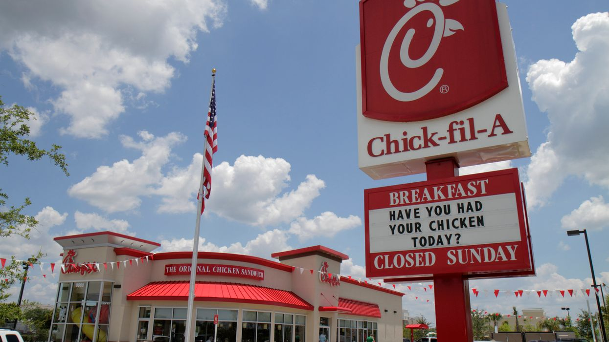 Chick-fil-A nearly shut down in the '80s. Here's how their Christian purpose saved the company.