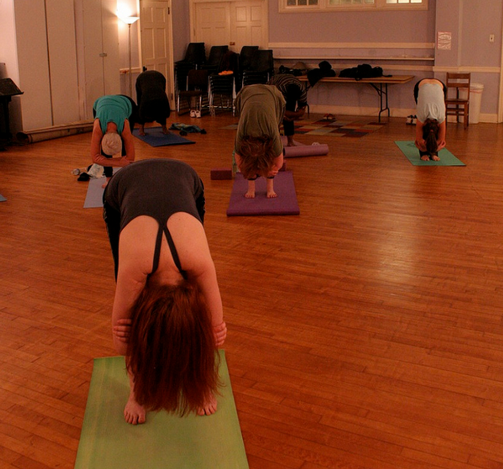 Making It As A Yoga Teacher Not As Zen As You Think Good