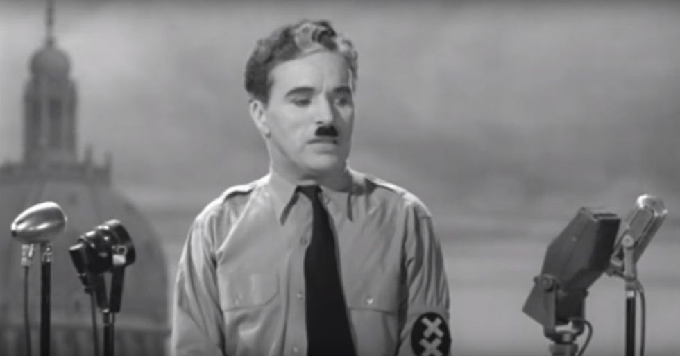 Why Chaplin's Speech from The Great Dictator Matters Today