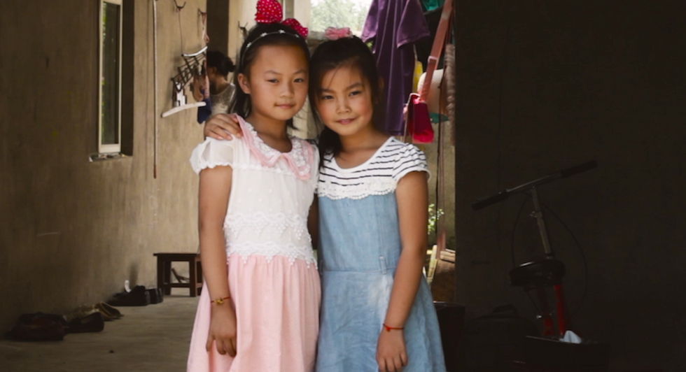 Capturing the Plight of Rural China's 'Left Behind' Children
