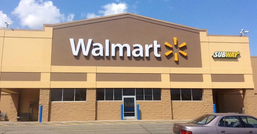 Walmart Apologizes For Its 'Truly Horrible' Back-To-School Display