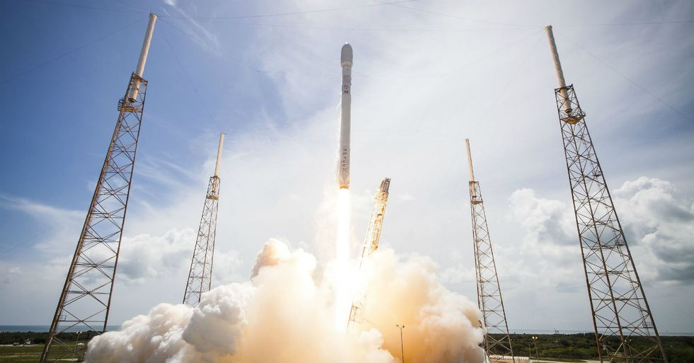 Even Stubborn Olympic Judges Would Give The Falcon 9 Landing a Perfect 10