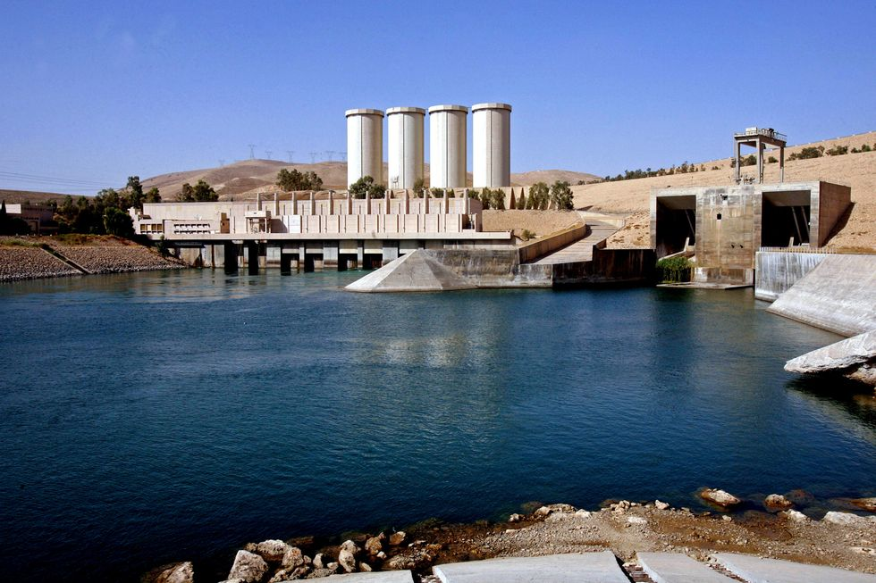 The Catastrophic Failure of a Dam in Iraq Is Terrifyingly Close