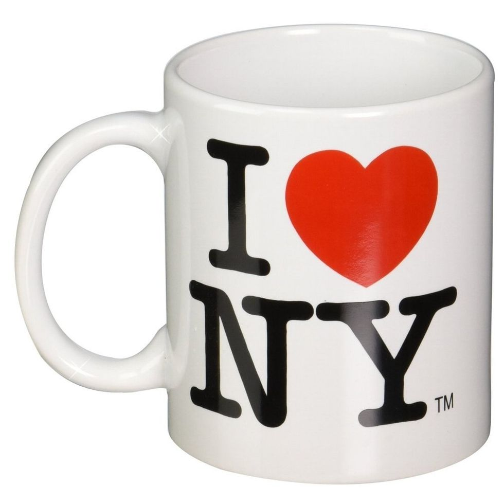 i love new york mug
