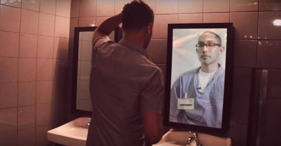 'Reflections From the Inside' Is A Powerful Campaign To Stop Drunk Driving