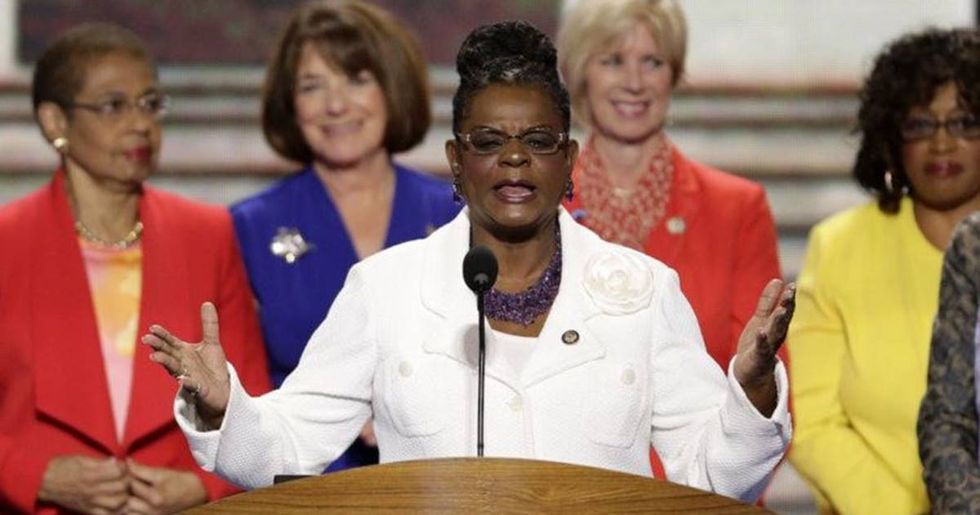 Rep. Gwen Moore Introduces A Bill To Drug Test The Rich