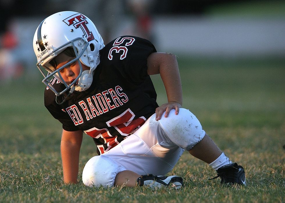 How To Talk To Kids About Concussions (Without Scaring Them)