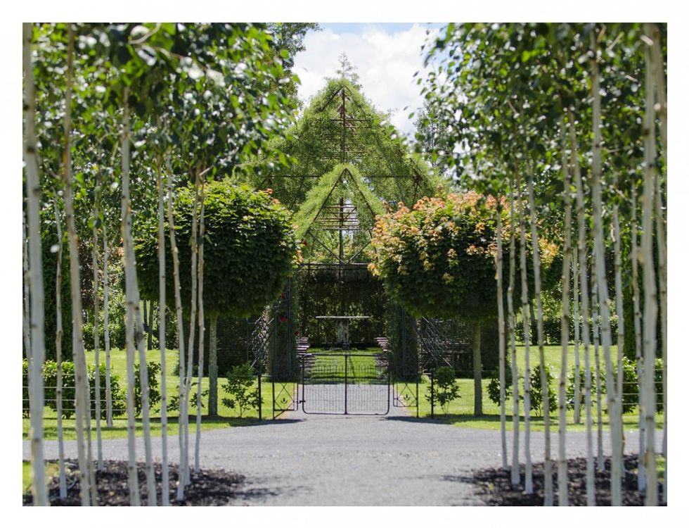 This Stunning Church Was Grown From Live Trees