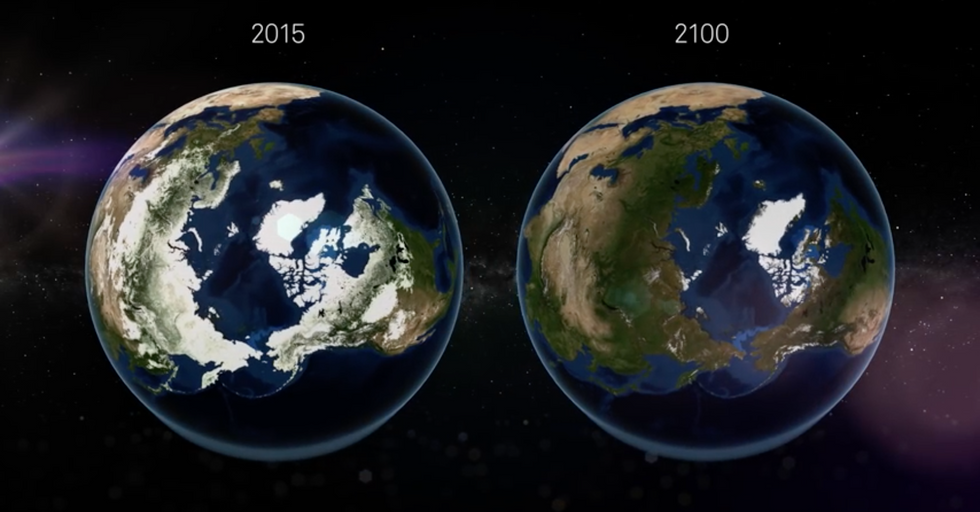 This Is What It Looks Like When The Earth Breathes